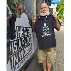 Das Karantena.TV T-Shirt gibt es ebenfalls bei Heaven Records