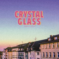 Crystal Glass - Purple...