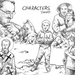 J'Used - Characters
