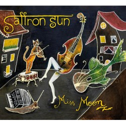 Saffron Sun - Miss Moon